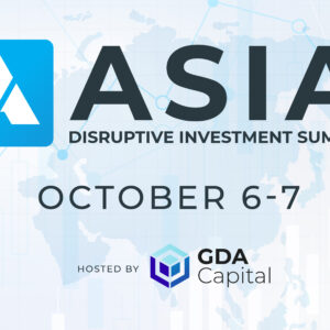 Asia Disruptive Investment