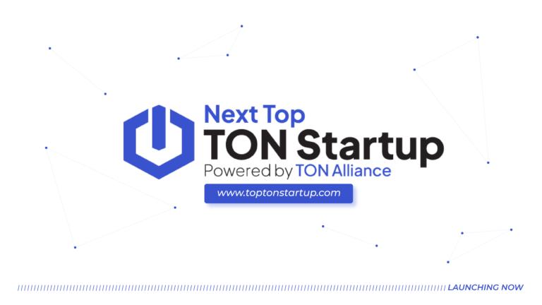 Next Top TON Startup